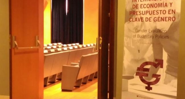 V CONFERENCIA DE ECONOMÍA Y PRESUPUESTO EN CLAVE DE GÉNERO