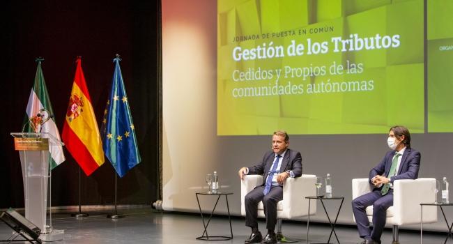Jornada de puesta en común sobre La Gestión de los Tributos Cedidos y Propios de las Comunidades Autónomas 85