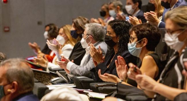 Jornada de puesta en común sobre La Gestión de los Tributos Cedidos y Propios de las Comunidades Autónomas 95